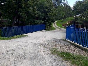 Przebudowa drogi Brzeziny - Jaszczurowa - Dzilik