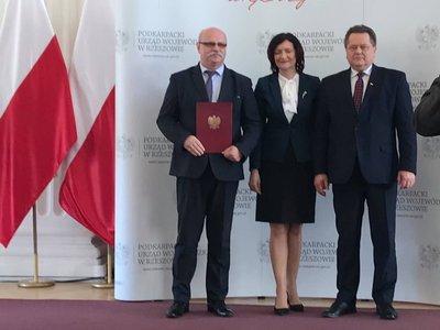 Promesy dla Gminy Wielopole Skrzyńskie - 2019