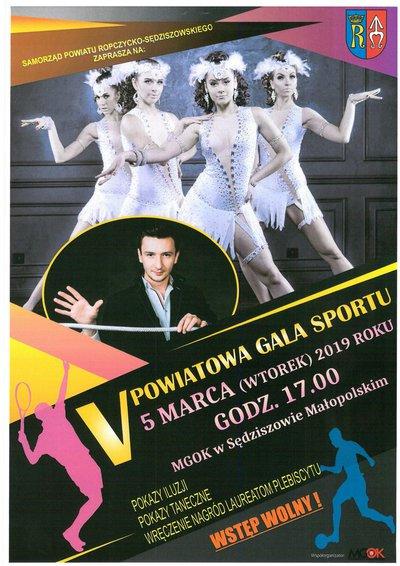 V Powiatowa Gala Sportu
