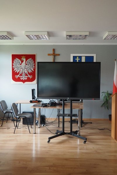 Dostawa i montaż sprzętu oraz wyposażenia świetlicy wiejskiej, pokojów gościnnych wraz z zapleczem w budynku kulturalno – oświatowym w Wielopolu Skrzyńskim