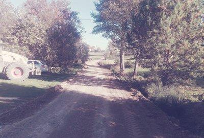 Przebudowa drogi gminnej Brzeziny - Podkościele