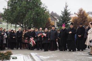 Uroczystość podsumowująca obchody 100 - lecia odzyskania przez Polskę  Niepodległości