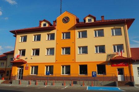 Modernizacja energetyczna budynku Urzędu Gminy i OSP w Wielopolu Skrzyńskim