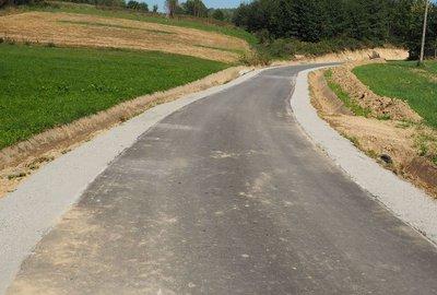 Przebudowa dróg Wielopole - Konice – Rzeki oraz Wielopole – Konice
