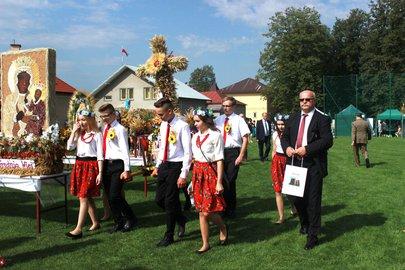 XVII Dożynki Województwa Podkarpackiego i  XXXIV  Dożynki Archidiecezji Przemyskiej