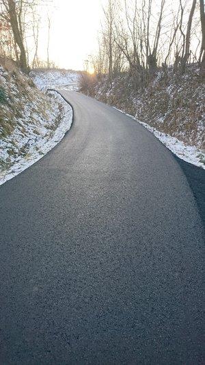 Przebudowa drogi Brzeziny Zagrody etap II