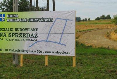 Budowa dróg gminnych Wielopole Podliwek