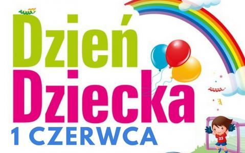 Życzenia Wójta Gminy Wielopole Skrzyńskie z okazji Międzynarodowego Dnia Dziecka