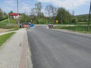 Remont dróg gminnych Nawsie Rzeki oraz Nawsie Ścieżki