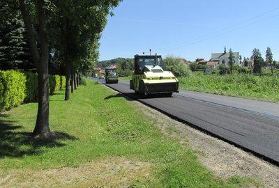 Rozbudowa drogi wojewódzkiej Nr 986 Tuszyma - Ropczyce – Wiśniowa na odcinku Ropczyce – Wiśniowa etap I