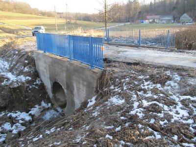 Remont przepustu w ciągu drogi Wielopole - Sośnice - Rzeki