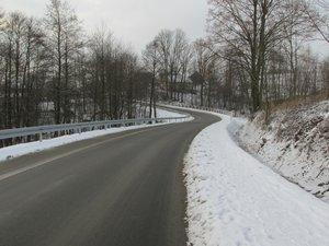Przebudowa drogi gminnej nr 107733 R Wielopole - Sośnice - Jaszczurowa wraz z przebudową skrzyżowania z drogą powiatową nr 1296 R