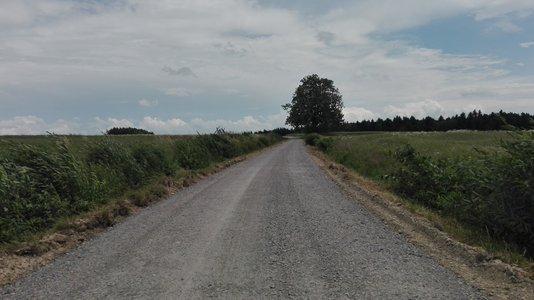 Przebudowa drogi gminnej nr 1076688 R Szkodna - Budzisz w m. Szkodna
