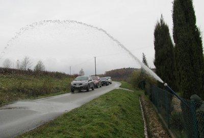 Budowa wodociągu dla części wsi Wielopole Skrzyńskie i Nawsie Etap III