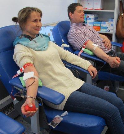 Akcja Honorowego Oddawania Krwi