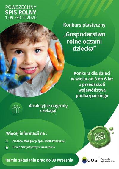 Konkurs dla dzieci w wieku przedszkolnym