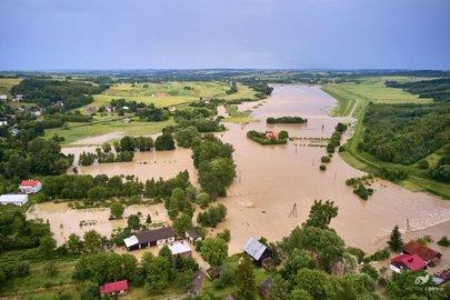 Apel o pomoc dla powodzian z powiatu jasielskiego