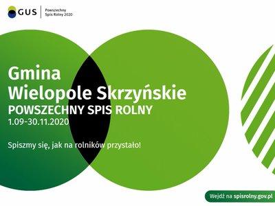 Film informacyjno-promocyjny przedstawiający historię rolnictwa w Gminie Wielopole Skrzyńskie świetle powszechnych spisów rolnych na przestrzeni 18 lat