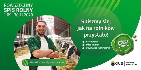 Spis Rolny 2020 - Informacje