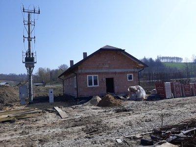 Budowa oczyszczalni ścieków w Wielopolu Skrzyńskim