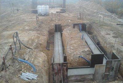 Budowa ujęcia i stacji uzdatniania wody w miejscowości Broniszów